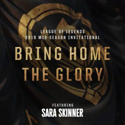 دانلود آهنگ League of Legends Bring Home The Glory feat Sara Skinner