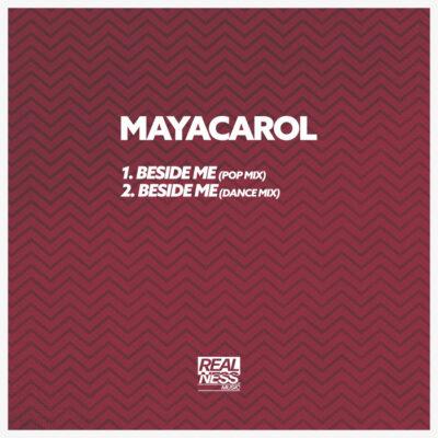 دانلود آهنگ Mayacarol Beside Me
