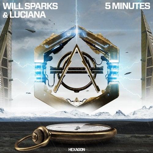 دانلود آهنگ Luciana 5 MINUTES ft Will Sparks