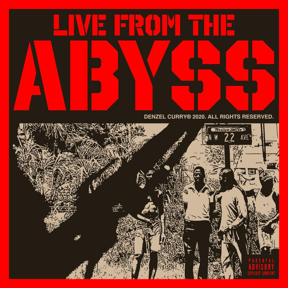 دانلود آهنگ Denzel Curry Live From The Abyss