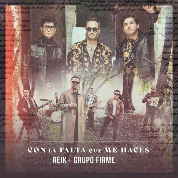 دانلود آهنگ Grupo Firme Con la Falta Que Me Haces