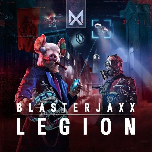 دانلود آهنگ Blasterjaxx LEGION